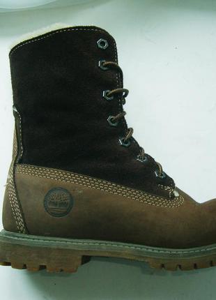 Крутейшие оригинальные зимние ботинки timberland