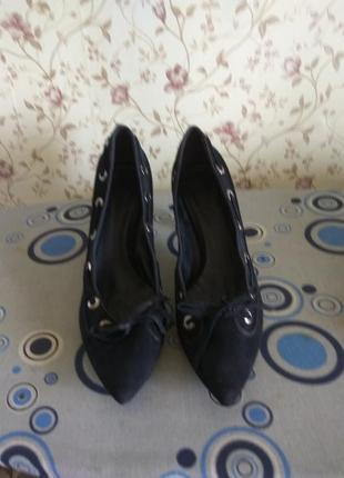 Туфли кожаные ,  geox, италия