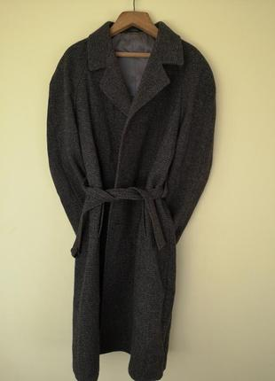 Крутое винтажное пальто