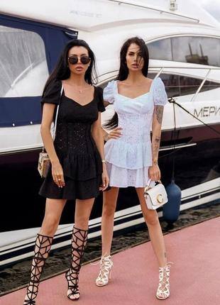 Летние платья размер с м л zara h&m