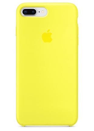Силіконовий чехол на iphone 7 plus/8 plus,