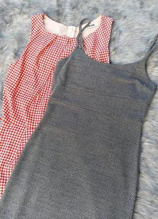 Платье сарафан комбинация miss selfridge2 фото