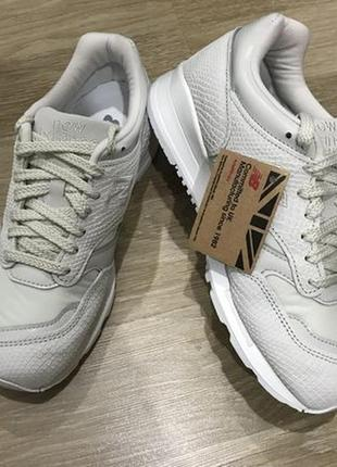 Кроссовки new balance 1500 reptile luxe -made in usa- оригинал, натуральная кожа