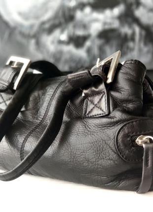 Clarks. сумочка из натуральной кожи.