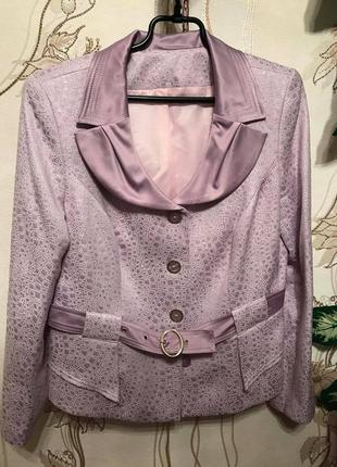 Костюм: юбка и пиджачок