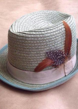 Актуальная шляпа h&m