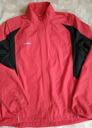 Куртка ветровка- жилетка