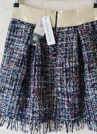 Твидовый юбка rinascimento