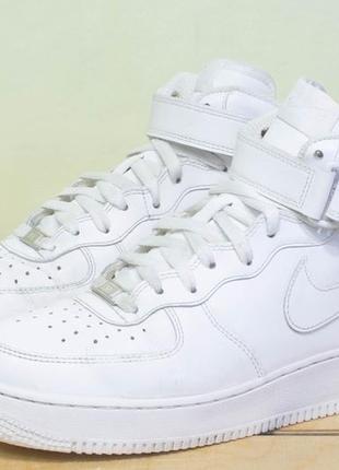 Nike air force 1 mid 07 р 43,5 -  27,5 см кроссовки  мужские
