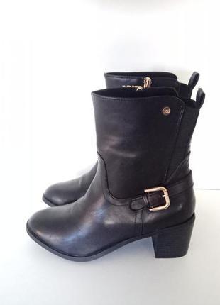 Женские демисезонные полусапожки сапоги ботинки