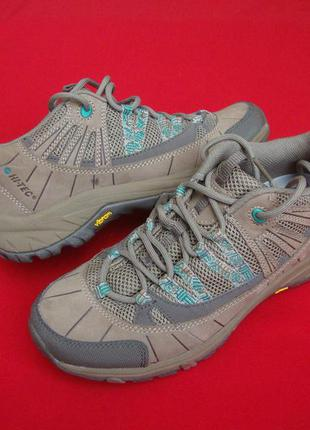 Кроссовки ботинки hi-tec vibram оригинал 37 разм