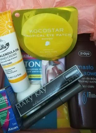 """Продам beauty box """"spring"""" 7 продуктов"""