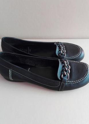 Туфли кожа