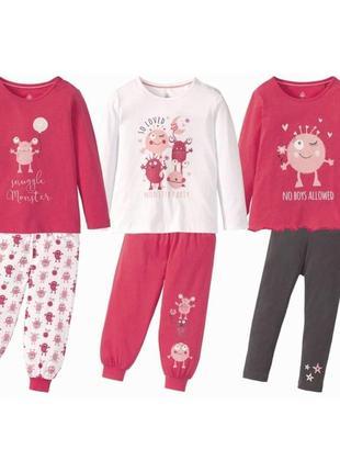 Пижама спальник для девочек много расцветок