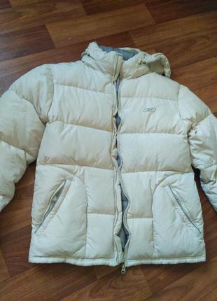 Пуховик короткая куртка