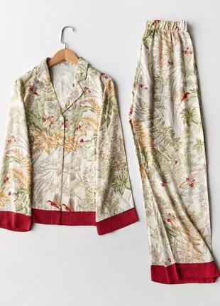 Пижама женская, вискоза