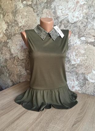 Paper scissors s m футболка майка блуза блузка