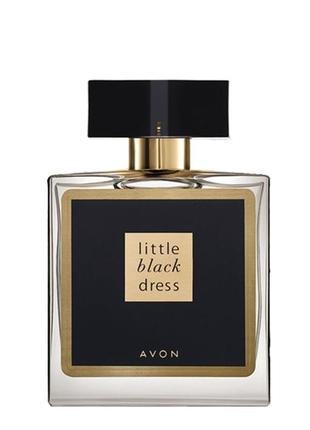 Розпродаж!!! парфумна вода эйвон ейвон avon little black dress (50 мл)