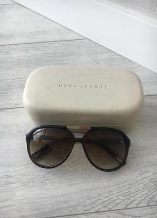 Солнцезащитные очки marc jacobs градиент