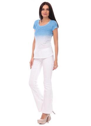 Обалденные белоснежные джинсы reserved