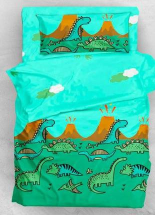 Эксклюзивное детское постельное белье из сатина