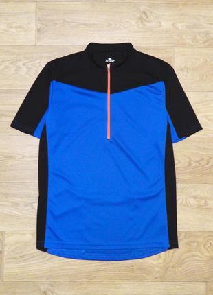 Мужская спортивная вело футболка crane р. xl 56
