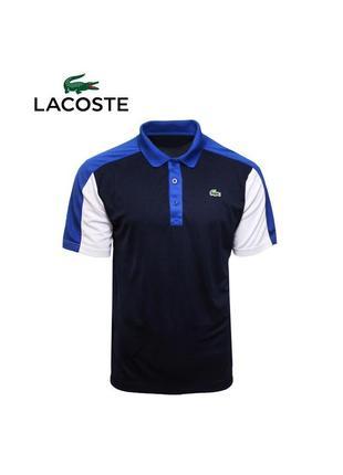 Мужская polo футболка lacoste sport