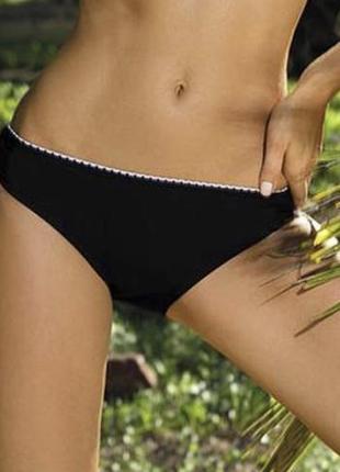Плавки від купальника marko naomi m-245, чорний колір