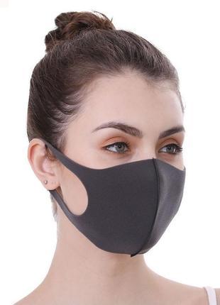 Защитная многоразовая маска pitta/питта ♥. оригинал. не медицинская