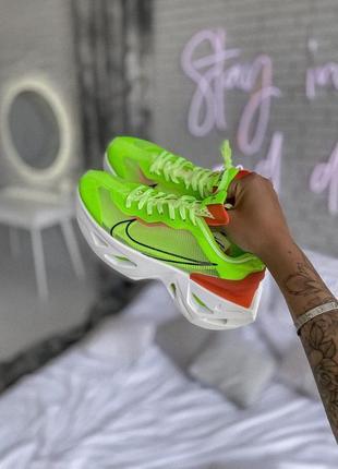 Шикарные женские кроссовки nike zoomx vista grind4 фото