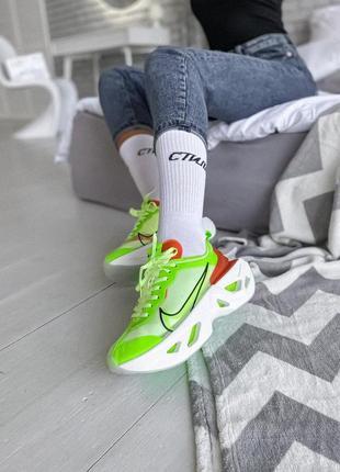 Шикарные женские кроссовки nike zoomx vista grind3 фото