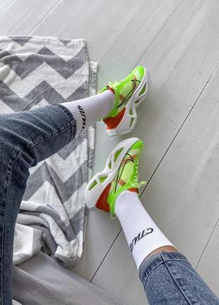 Шикарные женские кроссовки nike zoomx vista grind6 фото