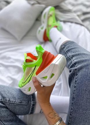 Шикарные женские кроссовки nike zoomx vista grind8 фото