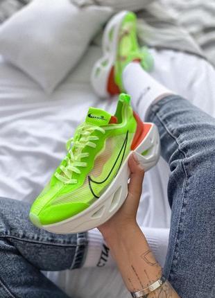 Шикарные женские кроссовки nike zoomx vista grind7 фото