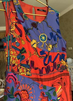 Сукня бренду desigual, платье