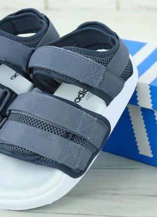 Шикарные женские босоножки топ качество adidas 🥭