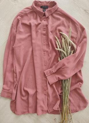 1+1=3 🌿 блуза цвета чайной розы от new look, размер xl