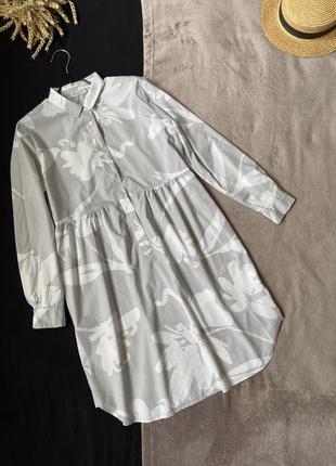 Лёгенькое котоновое  платье