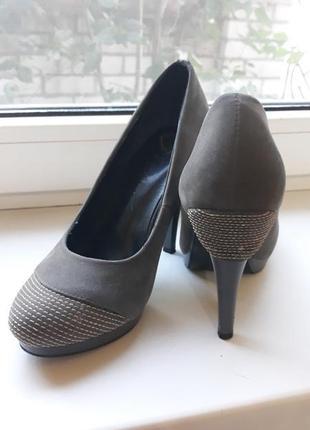 Лодочки на каблуке