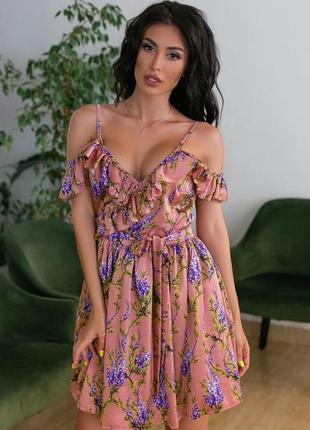 Платье летнее в расцветках 39794