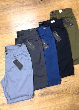Коттоновые мужские шорты reserved -50%  мод 891