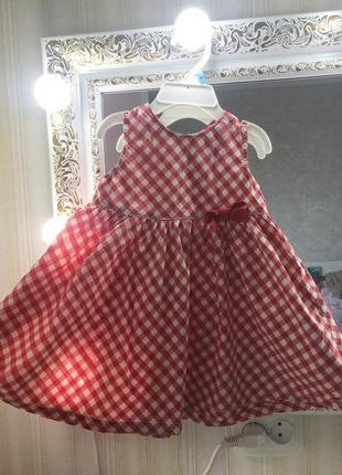 Красивое платье h&m family look