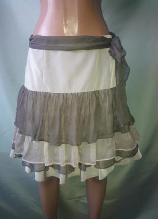 Большой выбор брендовых вещей блузки // платья. шикарная //комбинированая  юбка  zara