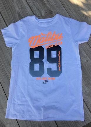Стильная актуальная футболка h&m