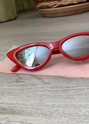 Стильные очки, bershka.