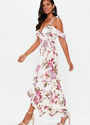 Распродажа 🔥🔥 романтическое  платье в цветочный принт