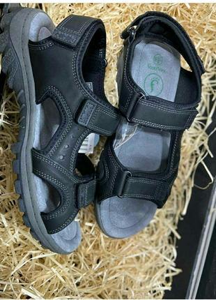 Фирменние немецкие боссоножки сандали от бренда foot flex 44