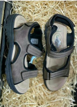 Фирменние немецкие боссоножки сандали от бренда foot flex 41p