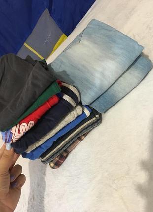 Пакет вещей для мальчика, набор вещей для мальчика 2-3 года