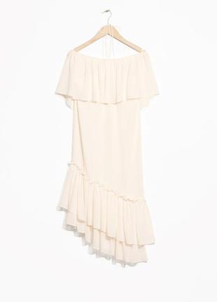 Воздушное платье сарафан & other stories